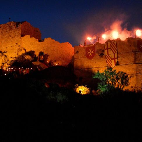 Medieval Festival of Kritinia Castle, 29-30 of June 2019!