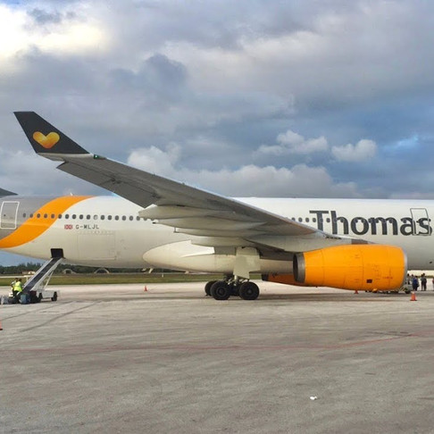 New direct flights between Cardiff / UK and Rhodes, with Thomas Cook, as of May 2019!