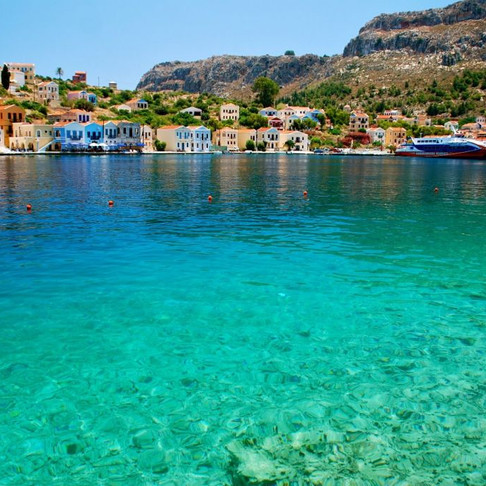 UK News Paper «Telegraph» Reports: Kastelorizo (Megisti Island) Among the Best «Secret» Destinations