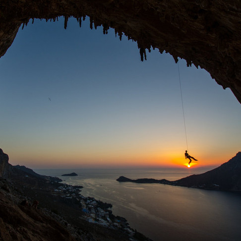 Rock Climbing Festival in the beautiful island of Kalymnos, 5 - 7 of October 2018.