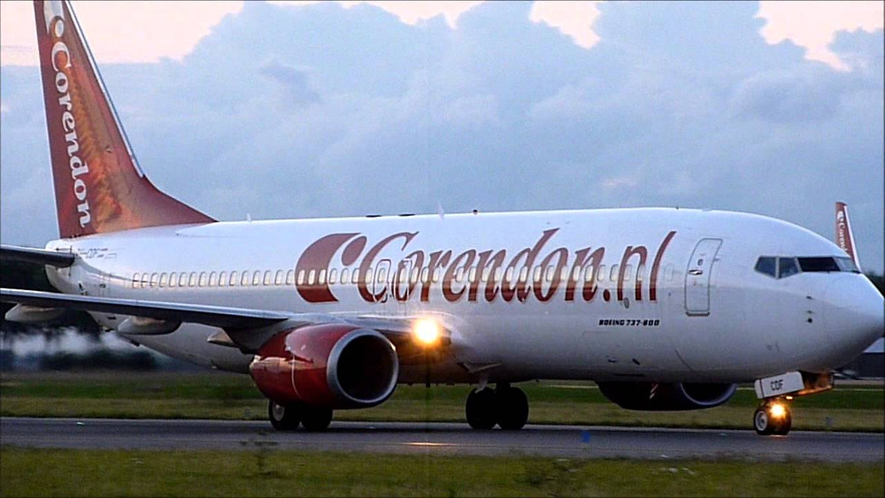 Corendon Airlines flying to Rhodes, Greece, Summer 2019