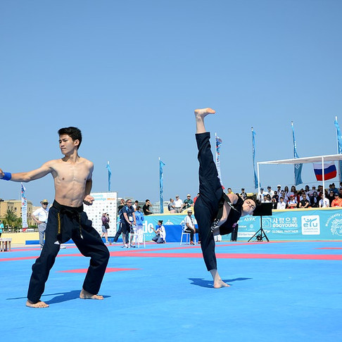 Rhodes to host the Taekwondo Beach World Championship!