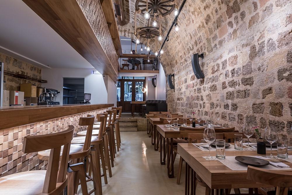 Wine Bar 10GR in Medieval City of Rhodes