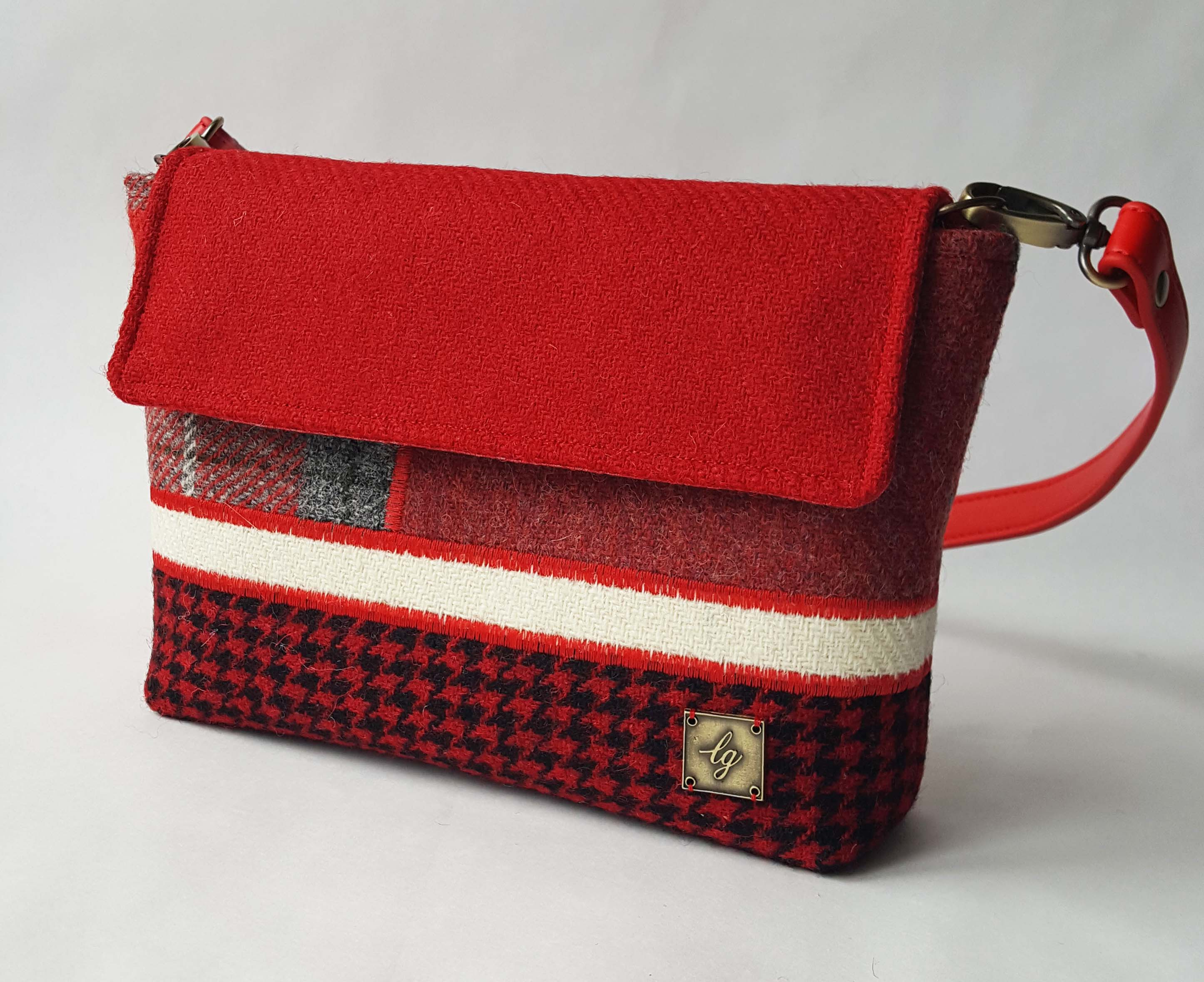 Red Small Bag