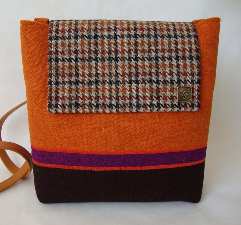Autumn colours medium Bag