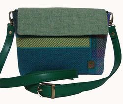 Small mixed green Bag