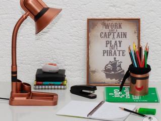 5 Dicas para ter um ambiente de estudo produtivo