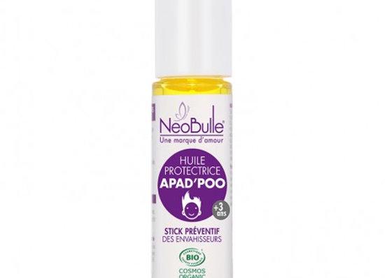 Huile Apad'poo, stick aromatique