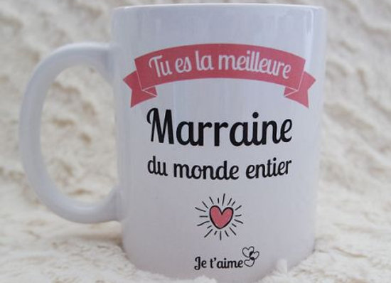 Mug Marraine