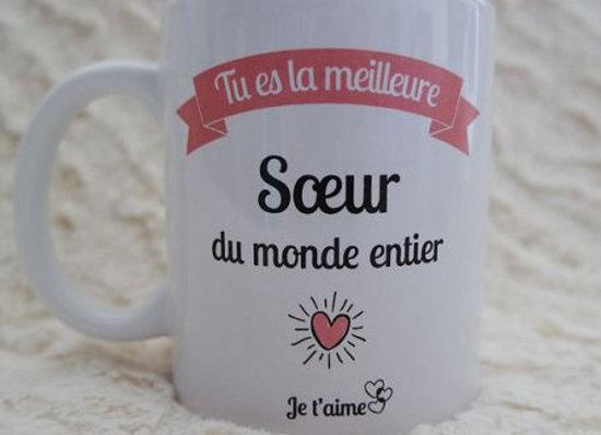 Mug Soeur