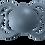 Thumbnail: Lot 2 tétines Bibs Suprême silicone 0/6 mois