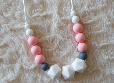 Collier Machouillable - Collection INNOCENCE ROSE
