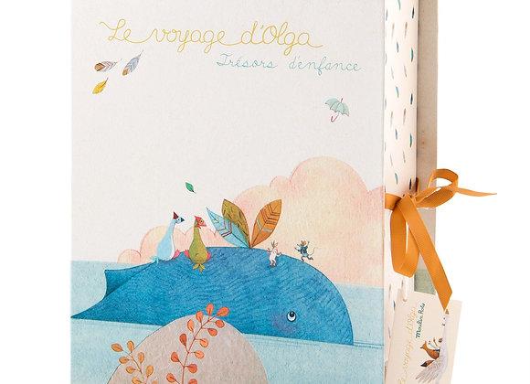 Coffret naissance Le Voyage d'Olga Moulin Roty