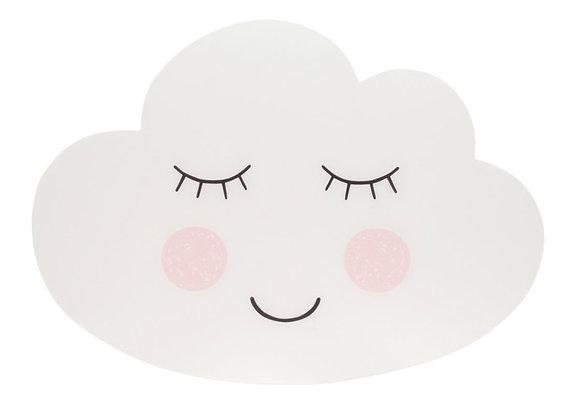 Set de table nuage