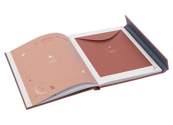 Livre de naissance Après la pluie (80 pages) Moulin Roty