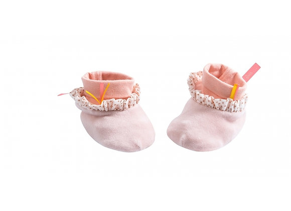 Chaussons roses Il Etait Une Fois Moulin Roty