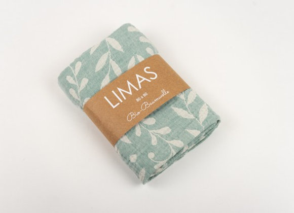 Lange Mousseline Bio - Limas