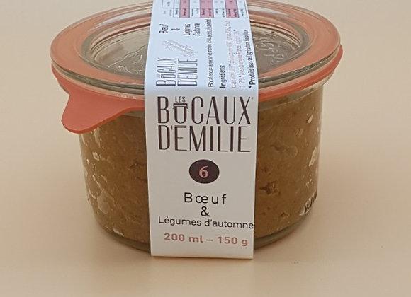 Bœuf & Légumes d'automne