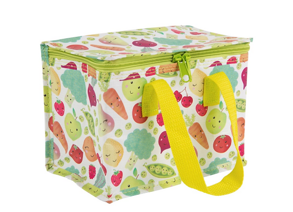 Lunch bag happy fruit