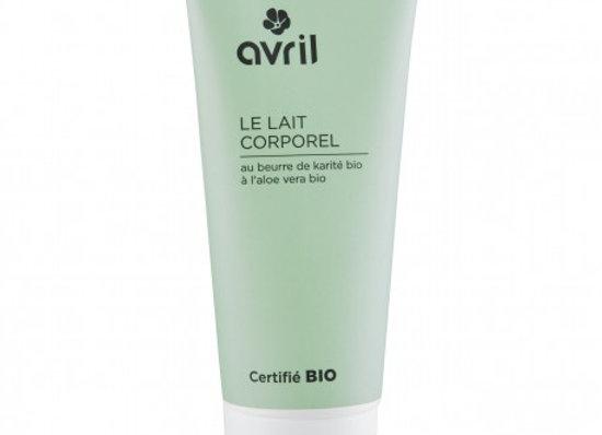 Lait Corporel Au Beurre De Karité Bio - 200 ml