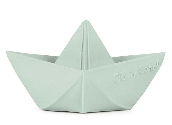 Bateau Origami pour le bain