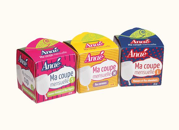 Coupe Menstruelle - Anae
