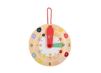 L'horloge éducative