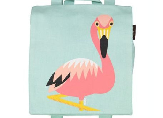 Sac à dos - Flamant rose