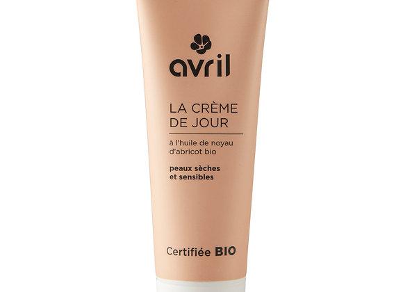 Crème de jour peaux sèches & sensibles BIO 50ml