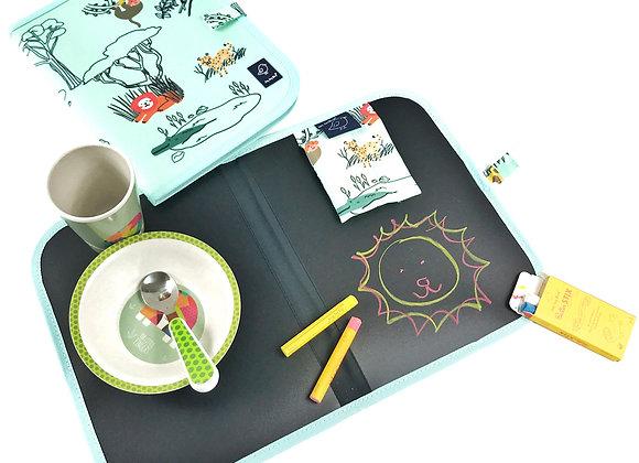 Set de table - Ardoise zéro poussière