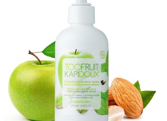 Kapidoux - Shampooing bio enfants