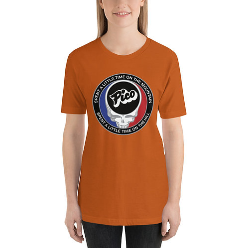 Pico  Short-Sleeve Unisex T-Shirt