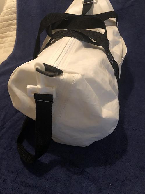 Sample bag, round duffle! #261