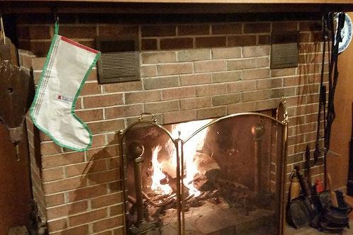 Large X mass stocking