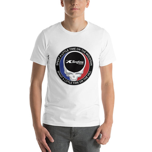 #1 Killing time meets the Dead     Short-Sleeve Unisex T-Shirt copy