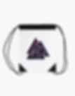 Wiccan drawstring bag Odin´s triangle