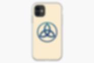 Triquetra iphone cover