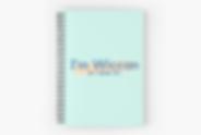 Spiral notebook I´m Wiccan