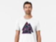 Valknut Symbol Premium T-Shirt