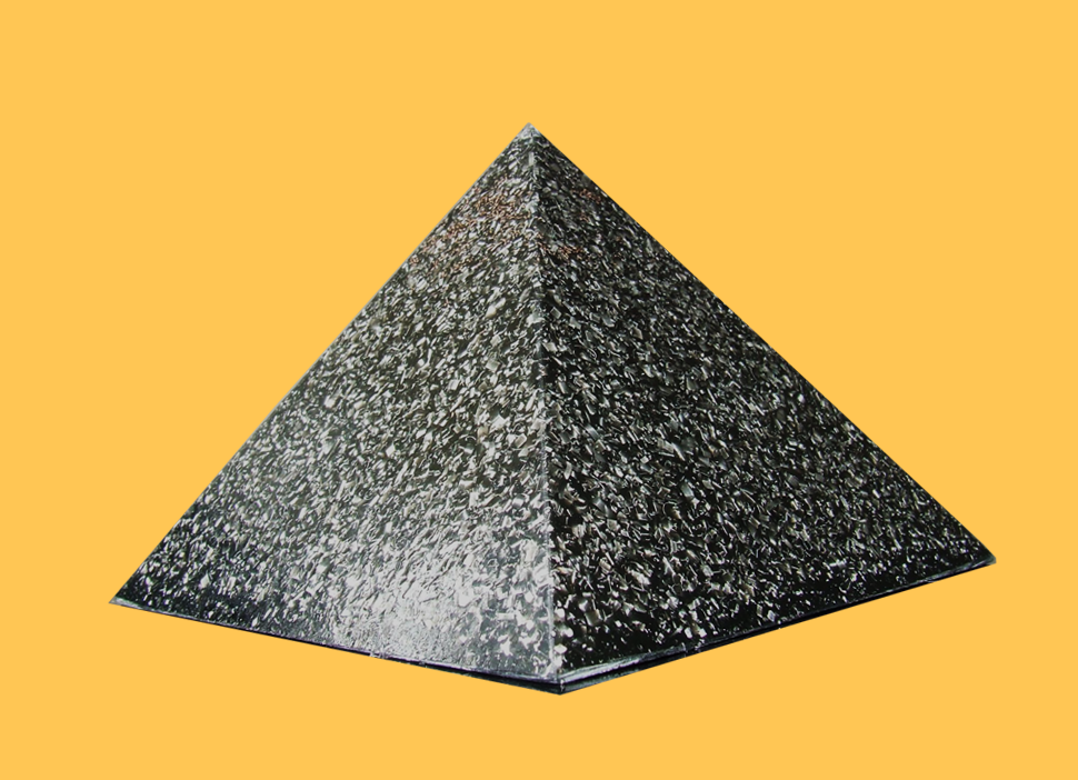 How to make an orgonite pyramid ?