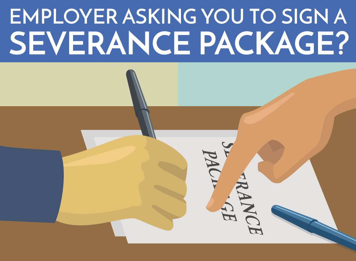 Severance Agreement Review For Employees