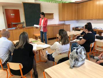 Cuando llega el hermanito...24/04/2018 Escola Infantil Montessori Cambrils