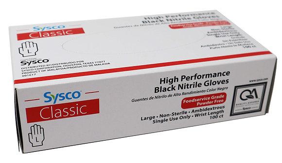 Sysco Performance Nitrile Gloves (100 Pcs)