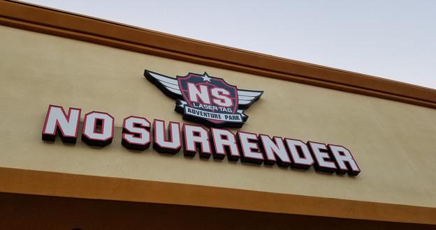 No Surrender Indoor Amusement Park