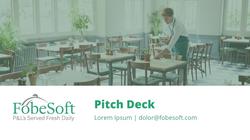 FobeSoft Pitch Deck