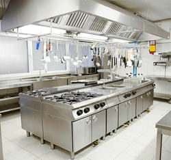 Kitchen Equipment Cleaning