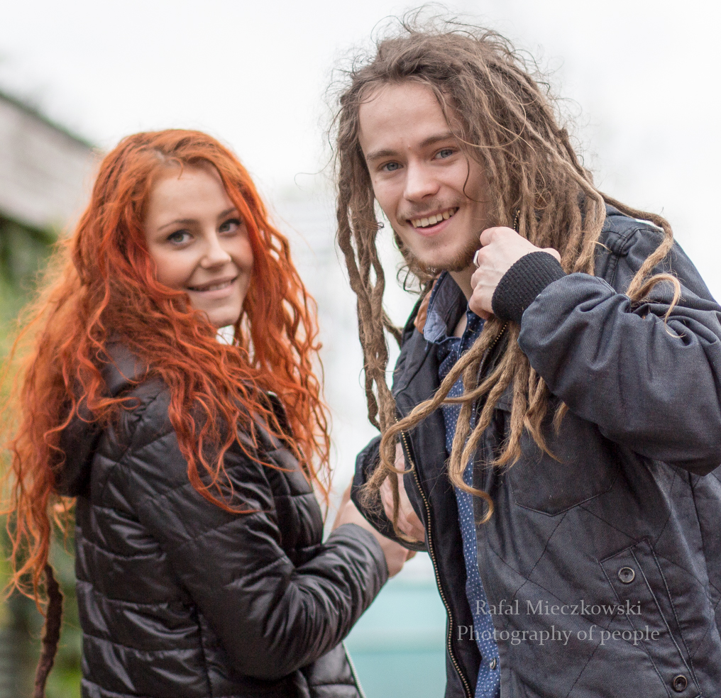 Maja and Radek