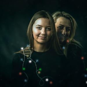 Karolina & Julia - Studio session