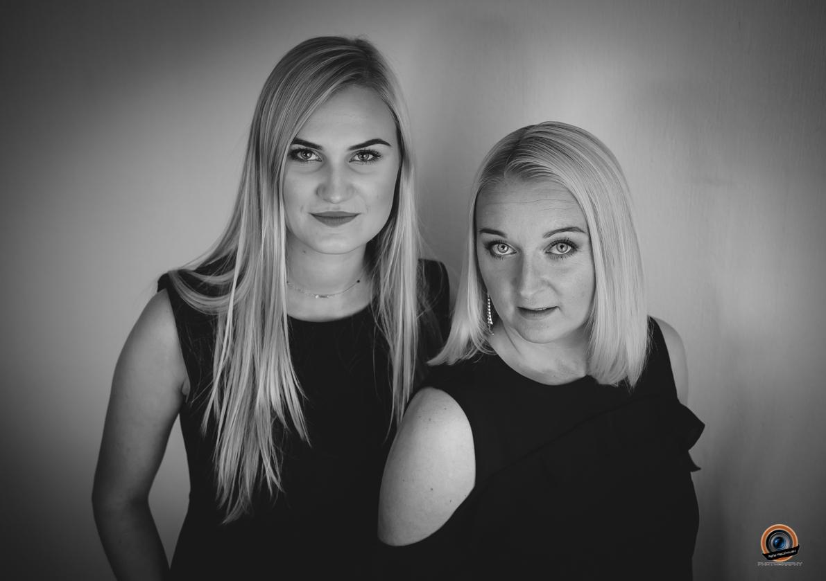 Joanna and Natalia