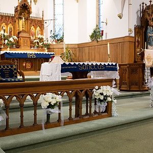 First Holy Communion. Fraserburgh